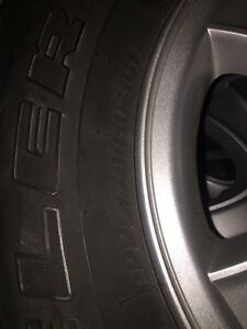 225/70 R16 All Season Tires on Alloys  London Ontario image 4