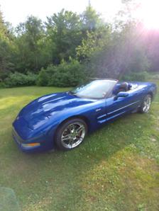 Corvette 2002