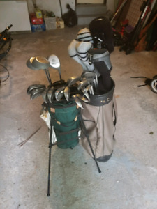 Lots of clubs for sale!