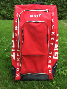 "36"" Large GRIT hockey tower bag w/foot carpet"