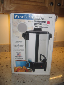 Coffee Maker (Westbend)