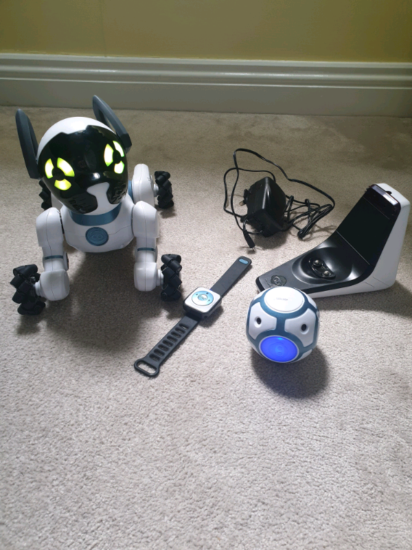 WowWee CHiP Robot Dog | in Partington, Manchester | Gumtree
