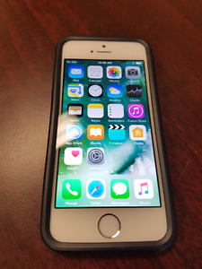iPhone 5s 32GB Silver MTS