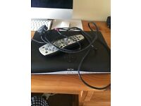 Sky Box and wireless connector