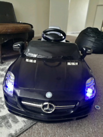 Kids Electric Car Mercedes Benz with remote control
