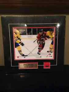 Set of 4 Team Canada Pictures London Ontario image 2
