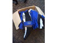 Frank Thomas motorbike jacket size Large