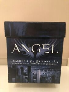 """Angel"" TV Show - Complete Series, Great Condition"