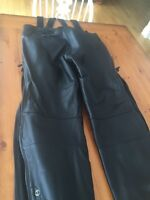 Harley Davidson men's FXRG leather pants