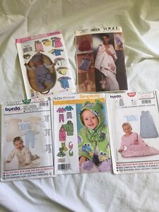 Assorted sewing patterns Strathcona County Edmonton Area image 1