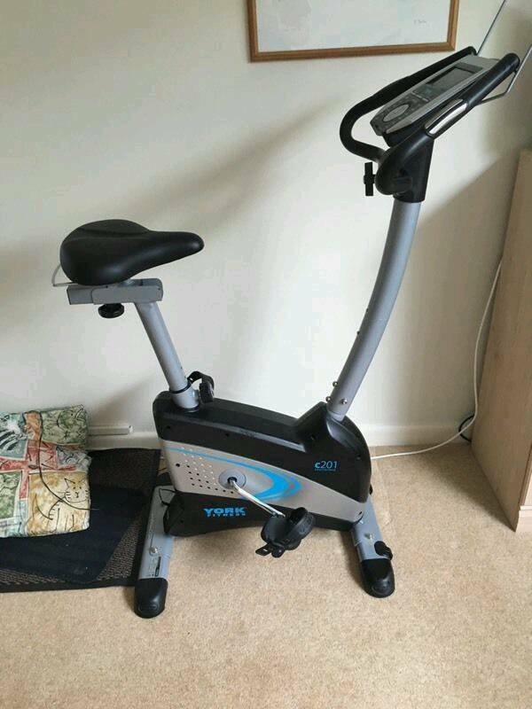 YORK exercise bike c201