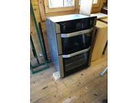 Built in cooker and job combo for sale both dual fuel