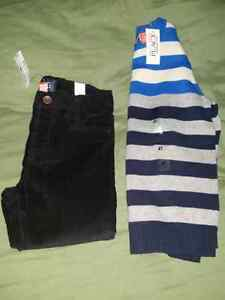 Brand new size 3-4 children's place pants and sweater