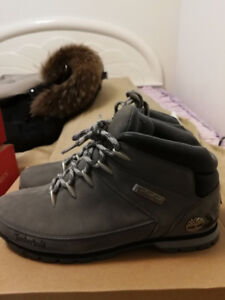 Brand new timberland men leather boots size 10