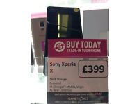 Sony Xperia X EE