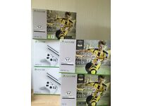 Xbox one S 500GB Also available with FIFA 17 full warranty and receipt