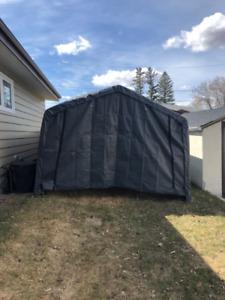 Plastic Garage, Shelter Logic