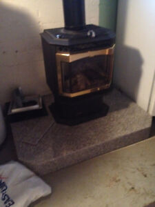 Electric Fireplace - $500 OBO