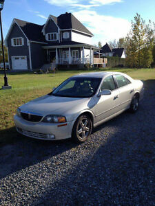 2002 Lincoln LS Berline