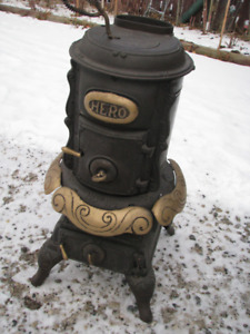 Hero Wood Stove