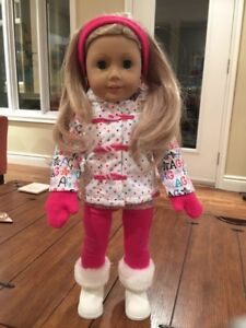 American Girl Doll Clothing Collection - like new
