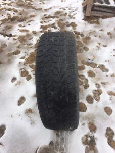 4 cooper atw tires 275/60/20