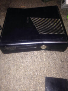 Xbox 360 slim 320GB with EarForce XL1  $200 OBO