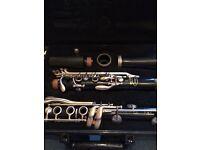 Clarinet Reso- Tone USA 3 Vito, with case
