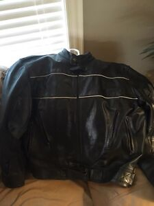 Men's XL motorcycle Jacket