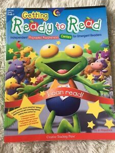 Getting ready to read  for preK-1