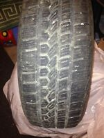 Reduced - 4 excellent Valera PrimewellWinterTires