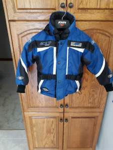Winter coat / snowmobile jacket size 6 youth / child kids