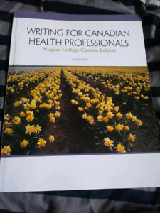 Writing For Canadian Health Proffessionals