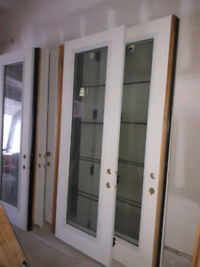 New French doors (6 in total) must sell by Friday