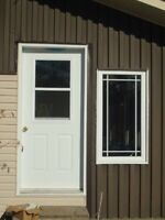 Professional WINDOWS/DOORS installation, affordable prices