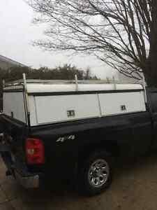 8ft alunimum Contractor work cap
