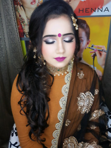 Bridal & Party Makeup Artist & Hairstylist