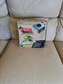Zelda edition boxed gamecube