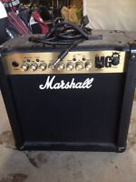 Marshall MG15fx for sale! Only $50!!