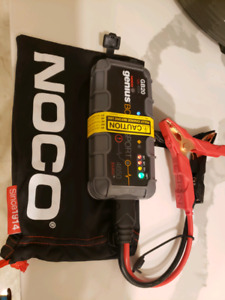 NOCO battery booster