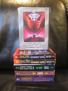 Star trek collection-CALLING ALL TREKKIES/TREKKERS (negotiable)
