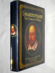 The Complete Works of William Shakespeare. Beautiful Edition.