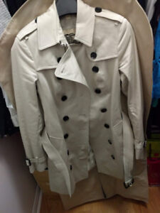 Authentic Burberry London Trench Coat