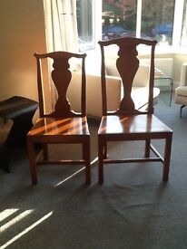 Fauld Dining Room Table & 6 Chairs for sale