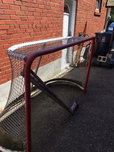 Heavy Duty Hockey Net for sale!