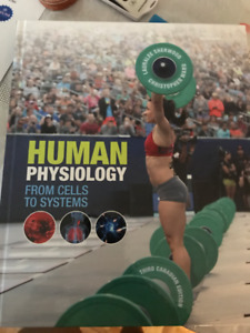 Human Physiology From Cells to Systems (Kine 2011 and 3012)