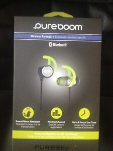 Wireless Headphones SoundSport In-Ear PureBoom