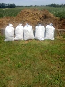 Manure/horse Bagged 4.00 bring a bag and bag your own 3.50