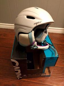 Youth Girls Ski & Snowboard Helmet Youth Size Small