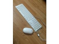 Apple's Official Keyboard & mouse for iMac